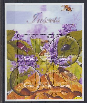 A36. Micronesia - MNH - Nature - Animals - Insects