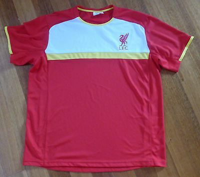LIVERPOOL FOOTBALL CLUB Shirt Size XL