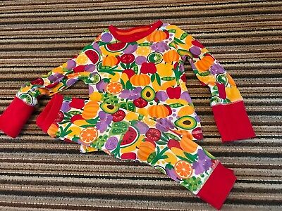 Little Bird By Jools Oliver Mothercare Unisex Baby Pjs 12-18