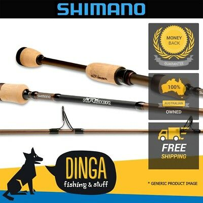 Shimano Raider Spinning Rods