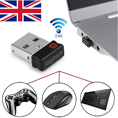 2.4GHz Wireless Keyboard and Cordless Mouse USBand Keyboard Receiver USB