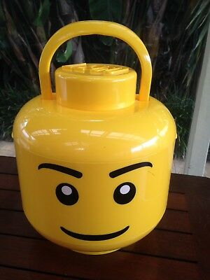 Genuine Lego Large Storage And Sorter Head Great Condition Pick Up Vic