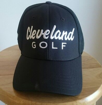 Cleveland golf fitted cap