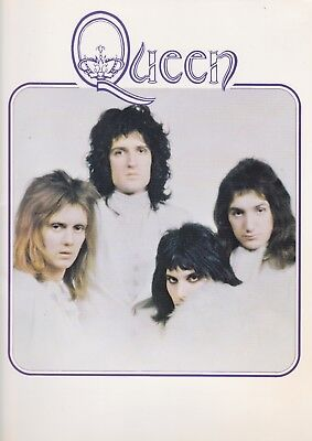 Queen - Queen I & II - Rare vintage original EMI music transcription book