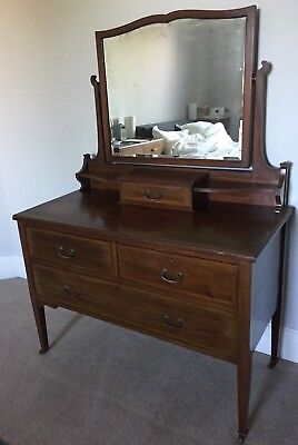 Late Victorian - Edwardian dressing table
