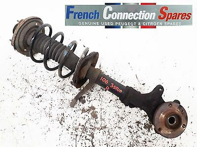 2000 - 2004 Peugeot 106 Citroen Saxo 3 Stud Suspension Leg Hub Right Hand Side