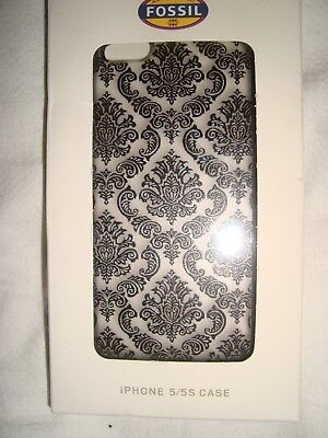 Fossil Phone case for iphone 5 / 5S BNIB