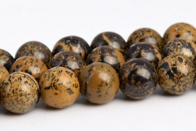 6MM Natural Artistic Jasper Grade AAA Round Gemstone Loose Beads 15.5""