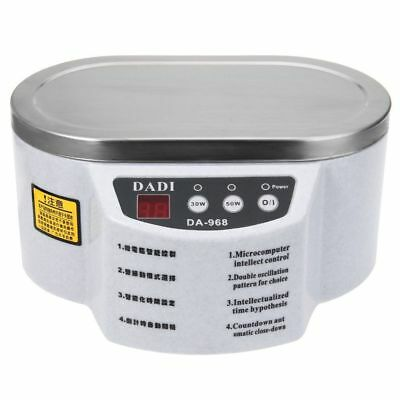 30W/50W Mini Ultrasonic Cleaner for Cleaning Jewelry Glasses Circuit Board Watch