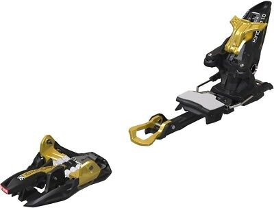 Marker Kingpin 10 Ski Bindings 100mm Black/Gold