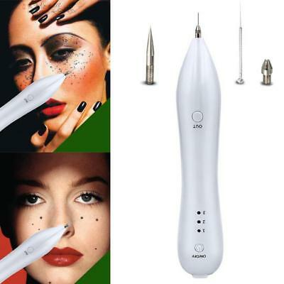 2017 Pro Laser Mole Freckle Wart Spot Removal tool Remover and Eraser Pen UK