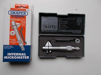 Internal Micrometer Draper Expert  59099 5.30mm 0.01mm Graduation