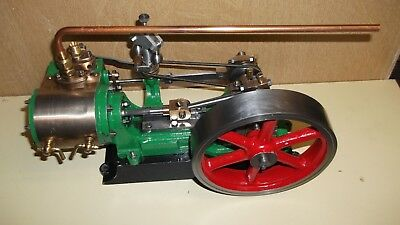 Stuart Turner S9 Live Steam engine, A nearly new engine, will need running in
