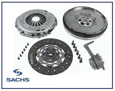 New SACHS Seat Alhambra, Cordoba 1.9 TDI Dual Mass Flywheel, Clutch Kit & CSC