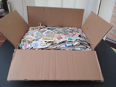 Box Of Old Clippings - Commonwealth/world - All Periods - Fine & Diverse