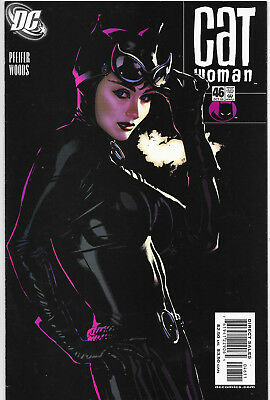 Catwoman (Vol.3) #46 DC Comics Adam Hughes Cover NM