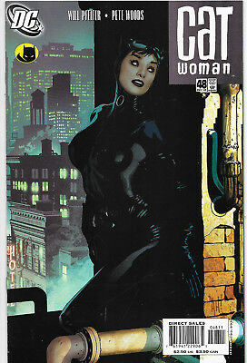 Catwoman (Vol.3) #48 DC Comics Adam Hughes Cover NM