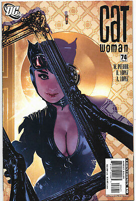 Catwoman (Vol.3) #74 DC Comics Adam Hughes Cover NM-