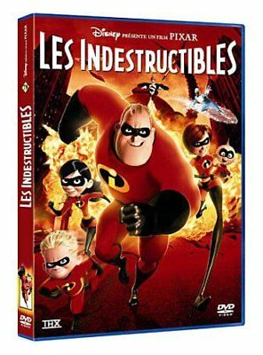 DVD - Les Indestructibles - Brad Bird
