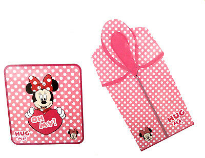 sacco coperta in pile neonata MINNIE/MICKEY disney 85x95 cm