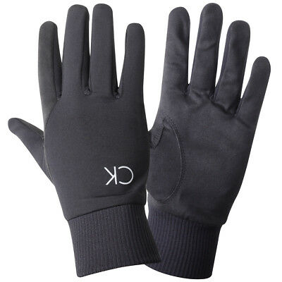 Calvin Klein Golf 2017 Mens CK Performance Winter Thermal Stretch Pair Gloves