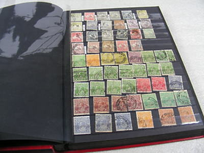 AUSTRALIA & STATES, Excellent Accumulation of Stamps in a SUPERSAFE Stockbook