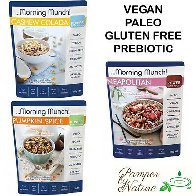 Power Super Foods Morning Munch Cereal - CLEARANCE SALE!!