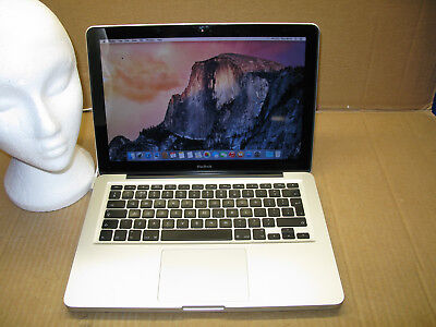 """Apple MacBook A1278 13.3""""LATE 2008 2.4GHZ 2GB 320GB HDD WORKS AS IS SL5"""