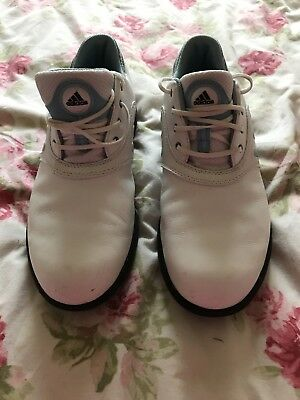 Ladies Adidas Golf Shoes size 6 1/2