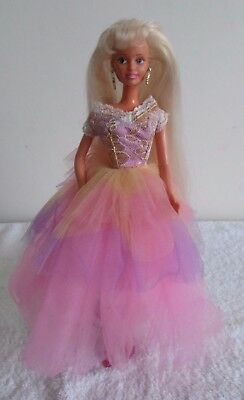 Hasbro Sindy 1992 Sweet Secrets Doll In Original Dress