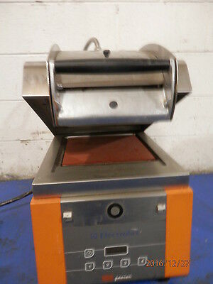 Lot Of 2 Electrolux Hsg Panini Sandwich Grills In Good Condition