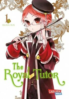 The Royal Tutor  Band 1 (Deutsche Ausgabe) Carlsen Manga