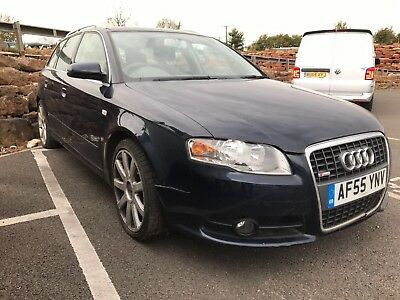 Audi Avant A4 2 litre S Line TDI 2005, spares and repairs.