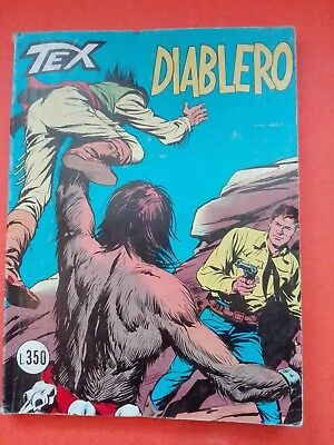 Tex n.135 TRE STELLE maggio 1975 lire 350 ed.Daim Press