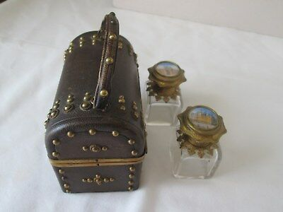 French 19Th Century Grand Tour Perfume Casket
