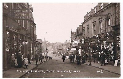 FRONT STREET , CHESTER-LE-STREET , Co.DURHAM