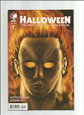 Halloween First Death of Laurie Strode #1A (DDP 2008) Cover by Jeff Zornow NM