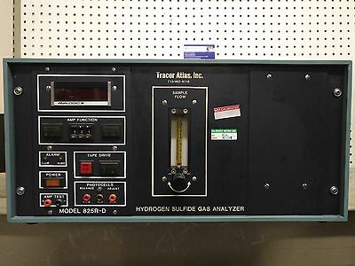 Hydrogen Sulfide Gas Analyzer 825R-D