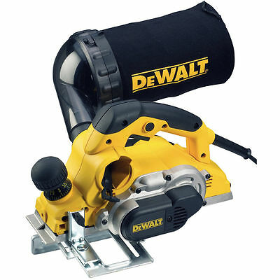 Dewalt D26500K Planer 110V In Kit Box  1050W 110V