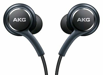 2017 OEM Original Samsung S8 S8+ AKG Stereo Earphone Wired Control mic Earphones