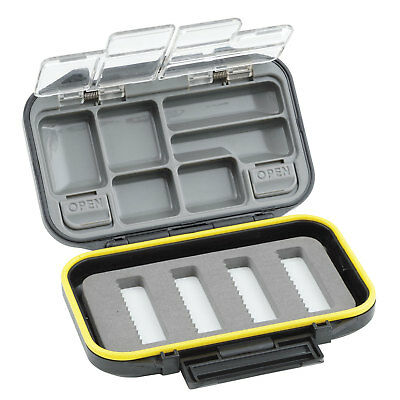 Dr. Slick Fly Box for Necklace Compact Waterproof  for Fly Fishing