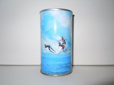 SUNTORY 350 ml. STEEL  PICTURE COMMEMORATIVE BEER CAN from JAPAN 1