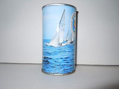 SUNTORY 350 ml. STEEL  PICTURE COMMEMORATIVE BEER CAN from JAPAN 2