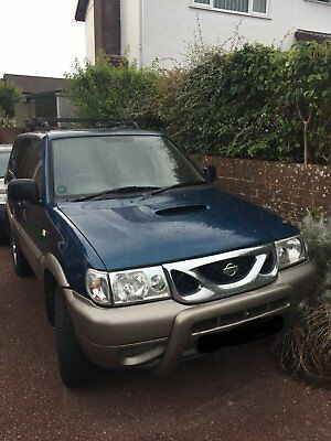Nissan Torrano 2 - 7 Seats 2.7L Turbo Diesel for spares or repair