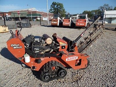 2014 Ditch Witch RT-20 Walk-Behind Trencher