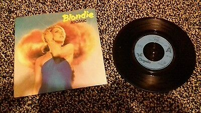 "Blondie 7"" Single Atomic"