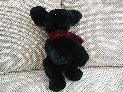 """ginger""  Russ Berrie Soft Toy Dog- 12"""