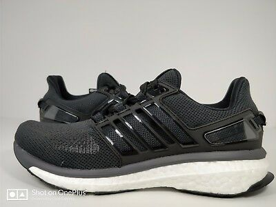 8dc4b2c561ae ADIDAS ENERGY BOOST 3 Men s Running Shoes Multi Size  AQ1865  Black ...