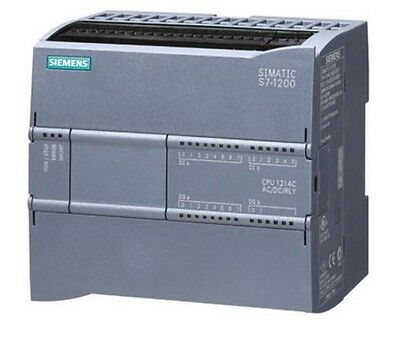 Siemens S7-1200 1214C CPU 6ES7214-1HG40-0XB0 Brand New Boxed. **Clearance sale**