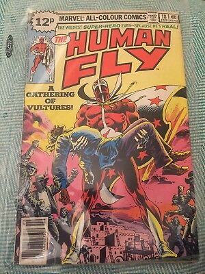 Marvel - The Human Fly #18. February 1979